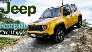 2019  Jeep Renegade Trailhawk - Сompact Сrossover
