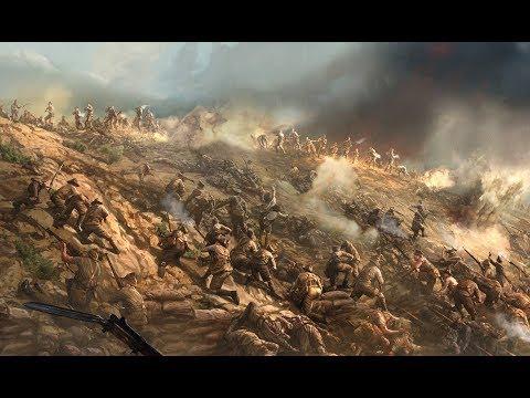 1. világháborús filmsorozat Gallipoli 2  rész(14 +)