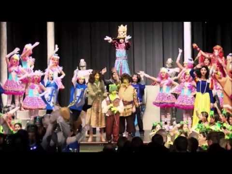 The Davis Academy Performance of Shrek 2014-2015
