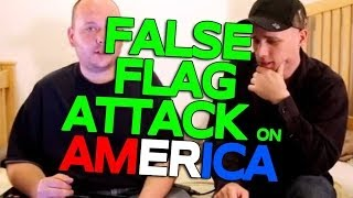 Obama Planned Massive False Flag Attack On America