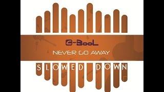 C BooL Never Go Away Slowed Down