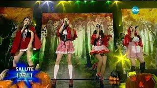 Salute - X Factor Live (27.10.2015)