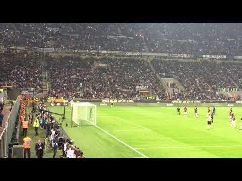 Inter-Milan 3-2 rigore Icardi 15/10/2017