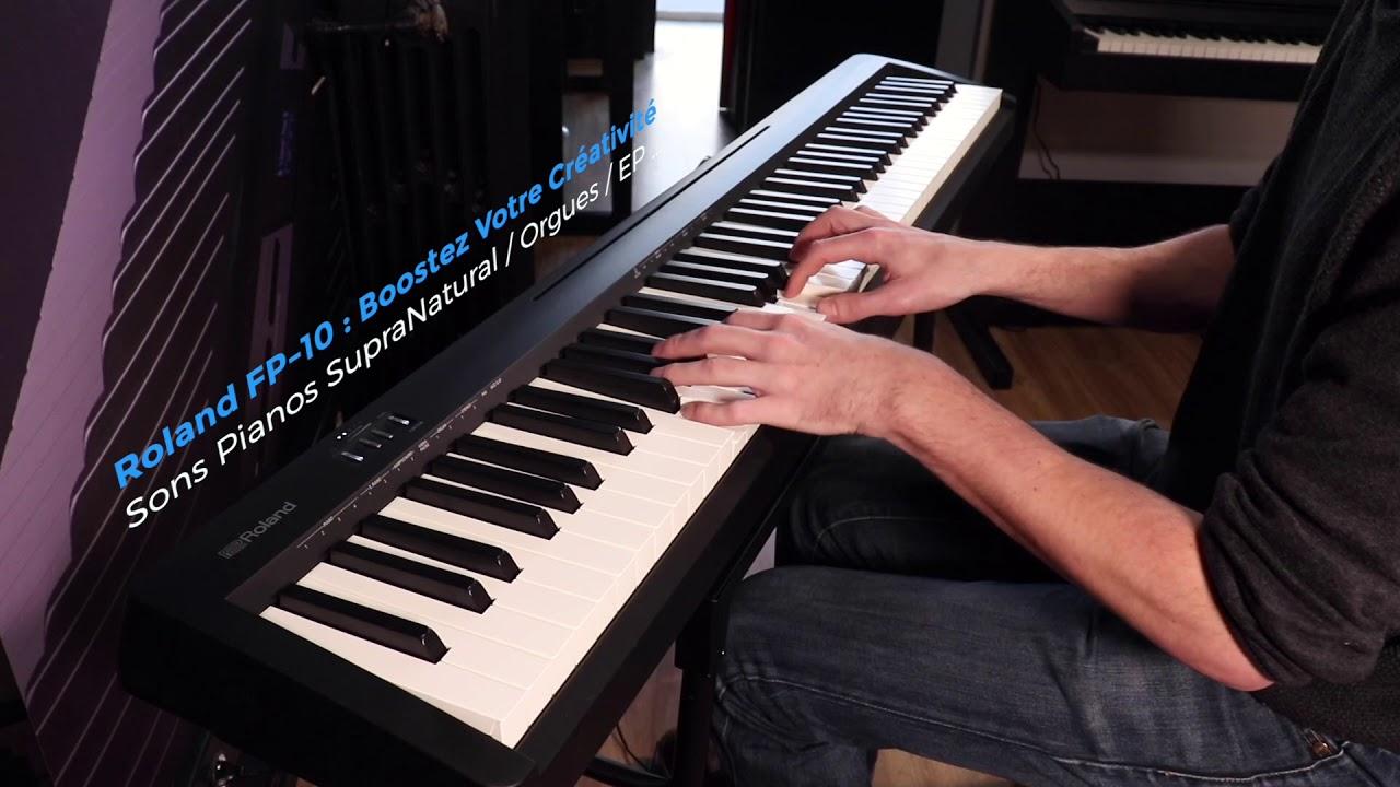 Roland Fp 10 Youtube