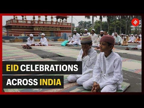 Eid celebrations across