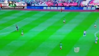 Mexico vs USA Concacaf 2017