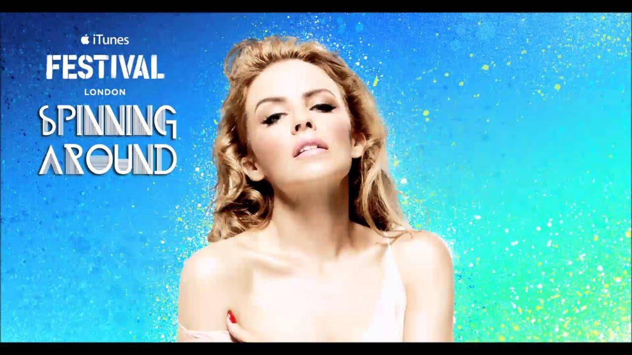 Kylie Minogue - Spinning Around [Music Video]   REACTION