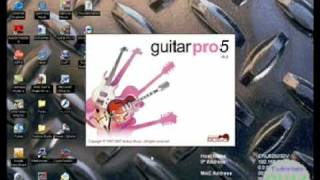 How To Download Tabs and Put Them On Guitar Pro 5