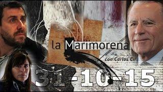 La Marimorena 13tv 31/10/15 | Independencia | Clan Pujol con Vicky Álvarez | Más Carmenadas