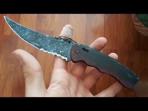 Flip Knife Yapımı / CS:GO