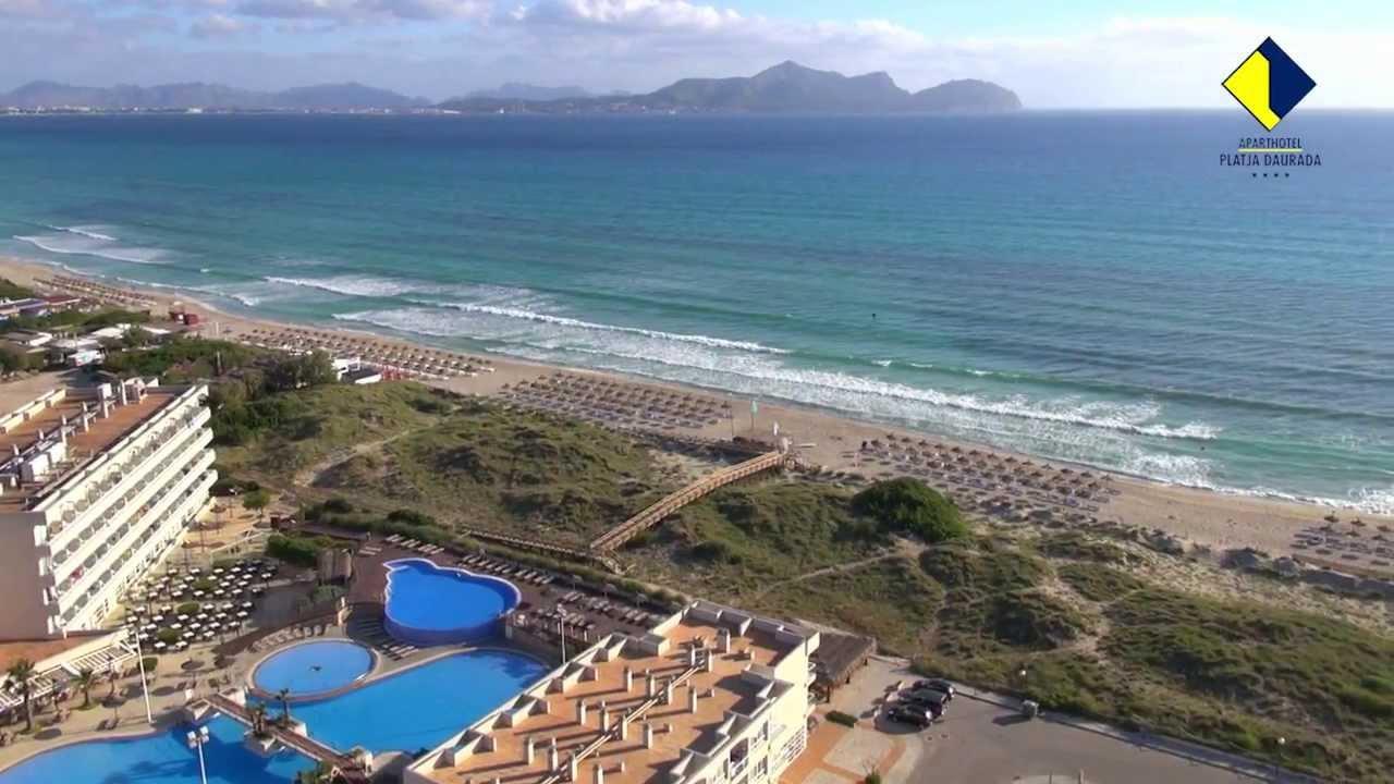 Hotel Aparthotel Eix Platja Daurada Mallorca