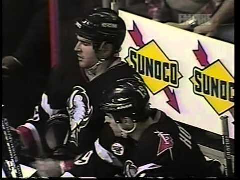 Philadelphia Flyers vs Buffalo Sabres. 4 february 1997