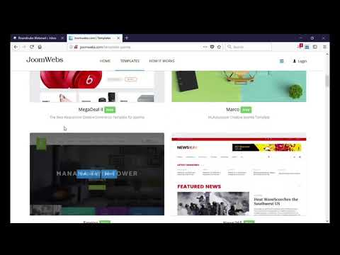 Create a website simply, quickly and for free thumbnail
