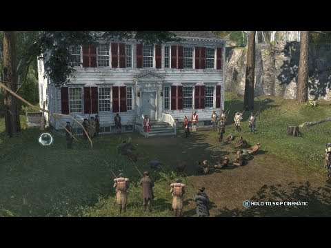 Let's Play Assassin's Creed III - Part 17 - Hostile Negotiations