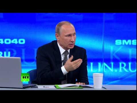 Путин о пенсионном