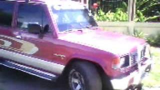 Hyundai GALLOPER 1997 смотреть