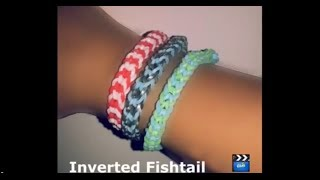 Loom Bands NL Inverted Fishtail