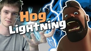 Clash Royale | Hog Lightning Tornado | Deck Guide