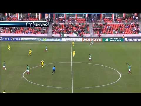 Guyana Vs. Mexico (0-5) 2014 FIFA World Cup Qualification -