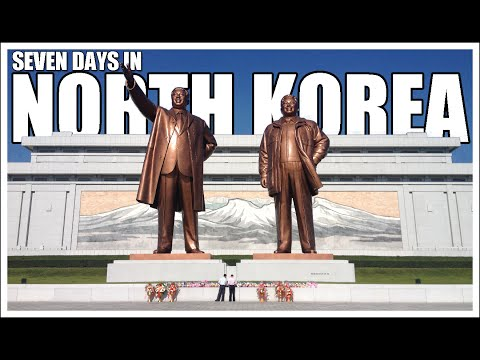 Tourism in North Korea - a tour of the Hermit Kingdom