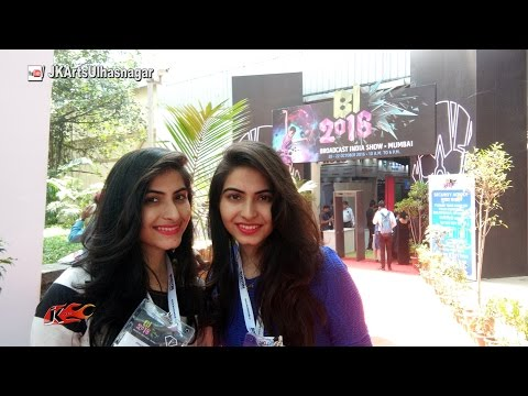 Camera Exhibition | Broadcast India Show 2016 | JK Arts 1125