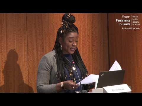 Persistence to Power - Status of Black Women