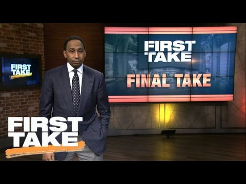 Stephen A. Makes His Pick For NCAA Basketball's Champion | Final Take | First Take | March 13, 2017