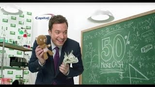 ❤️ Best Commercials Messi - Top 5 Funny Jimmy Fallon Capital One Baby Commercials Ever