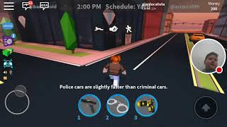 Roblox trying to get away from prison ep3