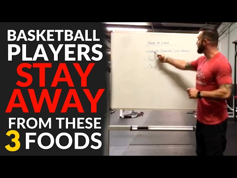 3-foods-basketball-players-must-avoid!