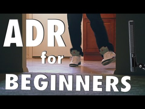 ADR for Beginners