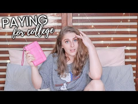 How I Manage to Pay My Own College Tuition | Budgeting Tips for a Broke College Student
