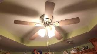 #NCFD Special Part 1, Ceiling Fans in my House running