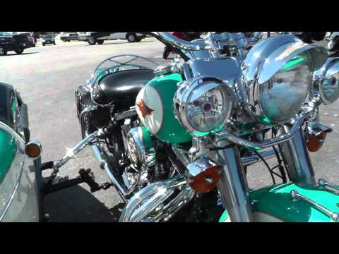1991 Harley-Davidson Heritage Softail & sidecar - Used Motorcycle For Sale