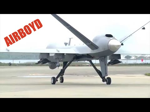 General atomics mq 9 reaper preflight