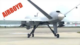 General Atomics MQ-9 Reaper Preflight