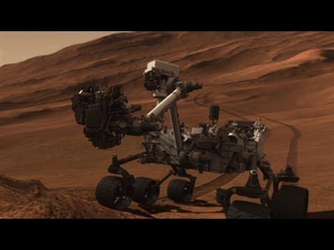 NASA | Happy Birthday, Curiosity!