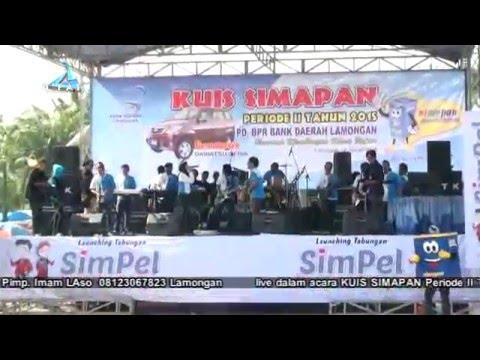 BIRUNYA CINTA - LA SONATA LIVE ALUN-ALUN LAMONGAN 2016