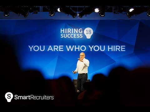 SmartRecruiters Hiring Success 18 Opening Keynote: Jerome Ternynck