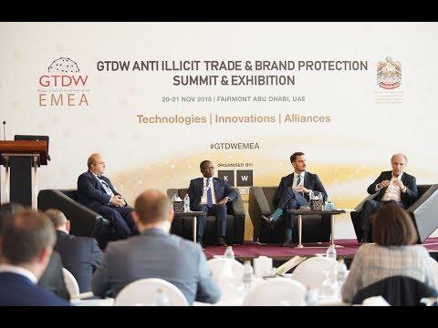 STOP ILLEGAL - Anti Illicit Trade Conference | Abu Dhabi Nov 2018