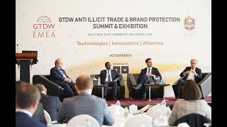 STOP ILLEGAL - Anti Illicit Trade Conference   Abu Dhabi Nov 2018