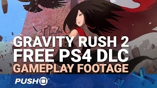 Gravity Rush 2 Free PS4 DLC: Ark of Time Raven