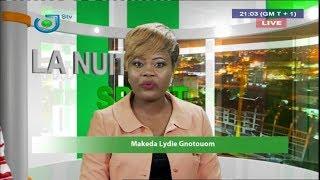 LA NUIT DU SPORT - (CAN 2019 : COMORES, CAF et TAS - DTN/Foot : Serge NOAH) - Mercredi 03 Avril 2019