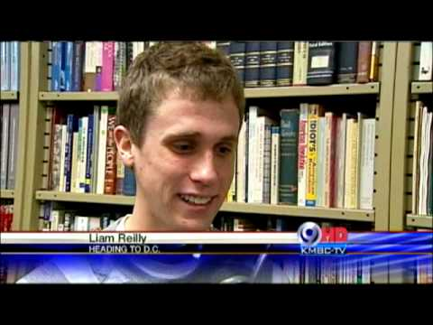 Local Students Chosen To Visit Congress