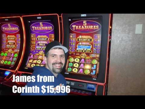 Jackpot Winners | Saratoga Casino and Raceway