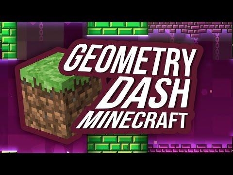 GEOMETRY DASH : MINECRAFT