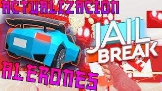 NEW UPDATE JAILBREAK- Roblox - Braire