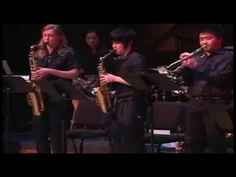 Soulful Mister Timmons [excerpt] ASIJ Jazz Combo