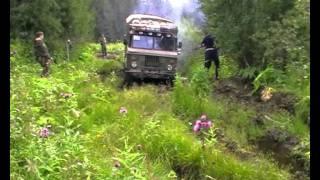 Фильм про природу дикая и нетронутая - приключения поездка в саяны сибирь