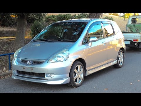 2002 Honda Fit 1300cc (Canada Import) Japan Auction Purchase Review